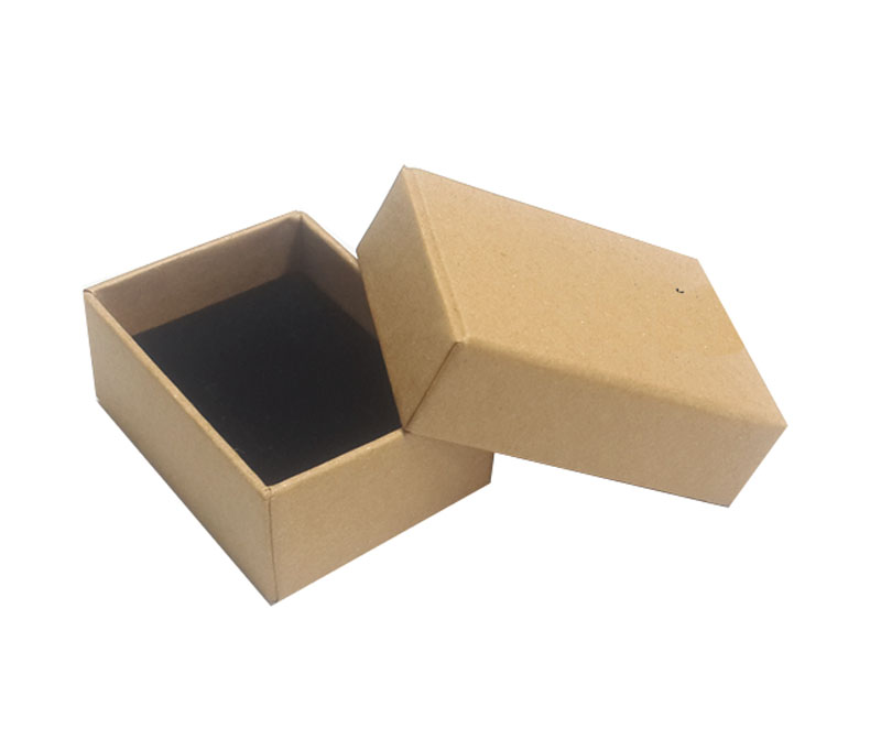 Customized Logo Jewelry Box for Necklace High Quality Wholesale Free shipping 30pcs/lot 11*7*3.5cm Embossing kraft necklace box(China (Mainland))