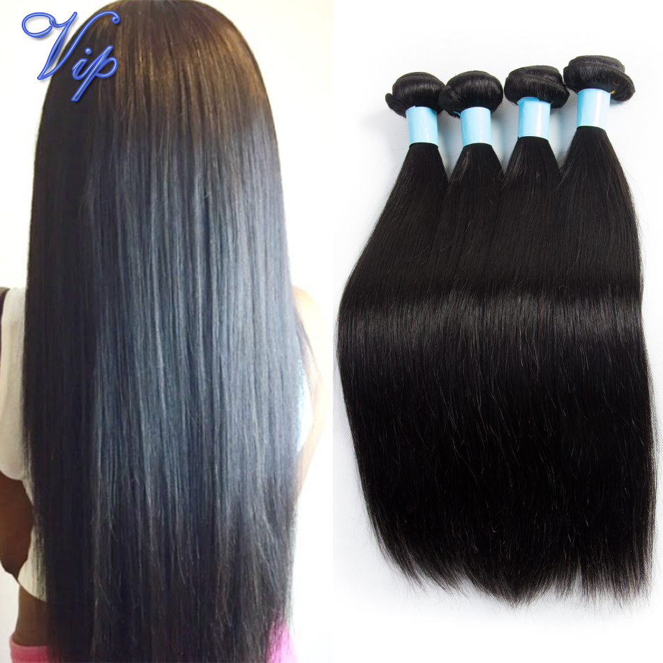 8-30inch Malaysian straight virgin hair 4bundles Queen hair products Malaysian straight remy human hair weave natural color 1b<br><br>Aliexpress