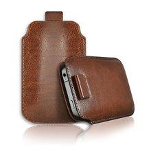 4.5inch Universal Leather Case for Motorola Moto G K-touch U86 Lenovo S750 A706 A820 amoi n820 n821 N828 N850 A862w(China (Mainland))
