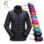 Women ultra-light down jacket winter duck down jackets women Slim thin long sleeve parka zipper 12 color coat pockets solid