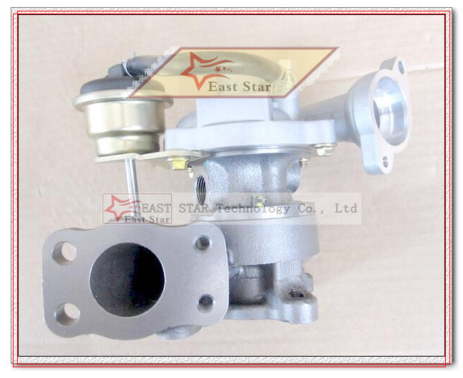 KP35 54359880009 54359700007 Turbocharger Turbo For FORD Fiesta CITROEN C2 C3 1.4HDI MAZDA 2 PEUGEOT 206 307 DV4TD 1.4L 70HP (2)