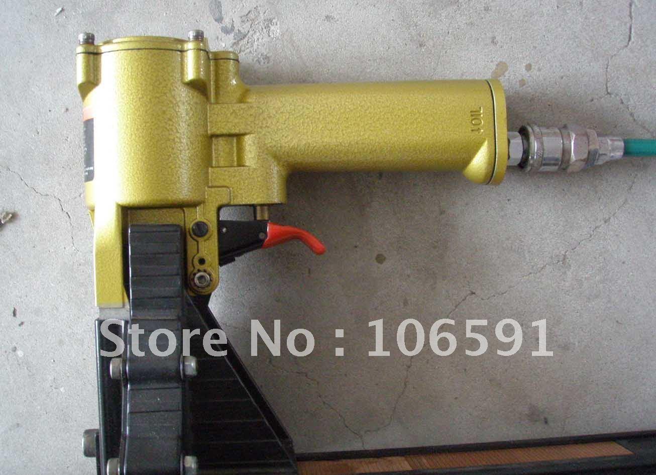 Pneumatic air carton package parcel packing seal machine(China (Mainland))
