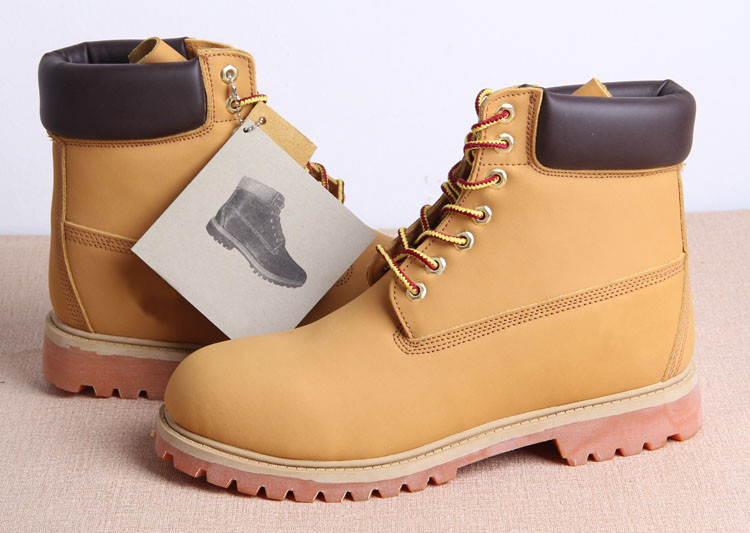 New Brand 2015 Unisex Boots Autumn Spring Fashion Genuine Leather Women Boots Men Boots shoes Platform Yellow Free Shipping(China (Mainland))