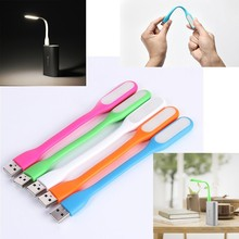 2016 New Mini Adjustable Flexible USB LED Light Lamp for Powerbank PC Laptop Notebook Perfect for Night Working Book Reading(China (Mainland))