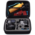 1pcs New Medium Portable Travel Storage Collection Bag Case for GoPro Hero 3 4 2 SJ4000