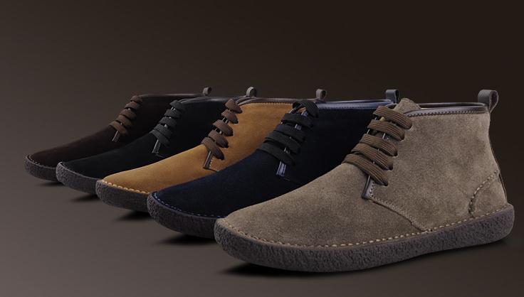 Men Chukka Shoes