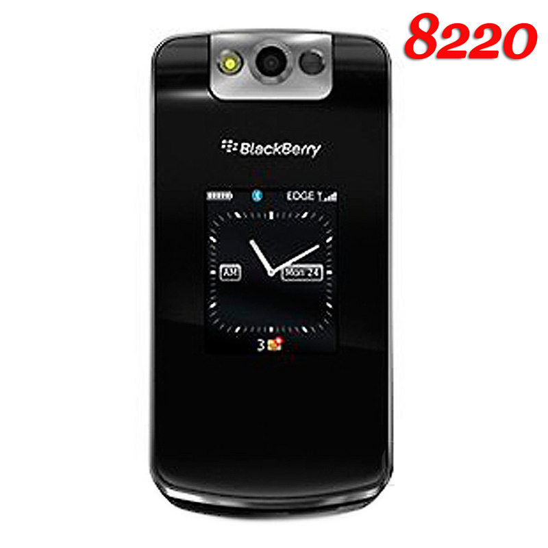 Original BlackBerry 8220 Mobile Phone Unlocked Cellphones Refurbished(China (Mainland))