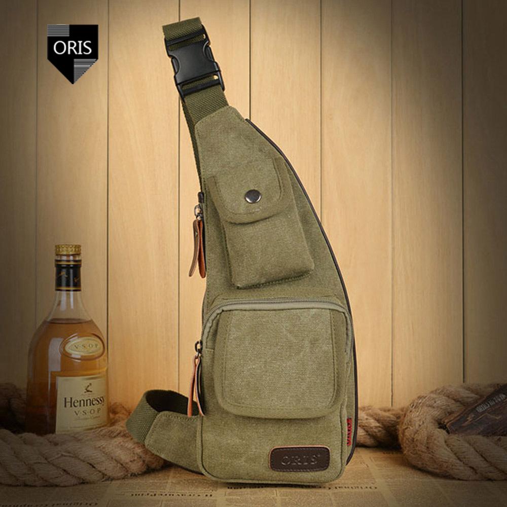 Designer Man Military Crossbody Bag Sport Outdoor Travel Chest Bag Quality Canva Shoulder Bag Back Pack Men's Messenger Bag(China (Mainland))
