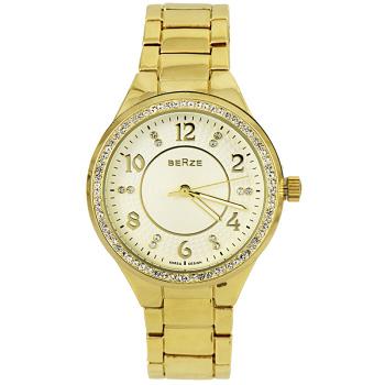 Здесь можно купить  BERZE watch Korea Quartz watch women luxury brand sport dress business Fashion & Casual watch waterproof  BP165 B  Часы