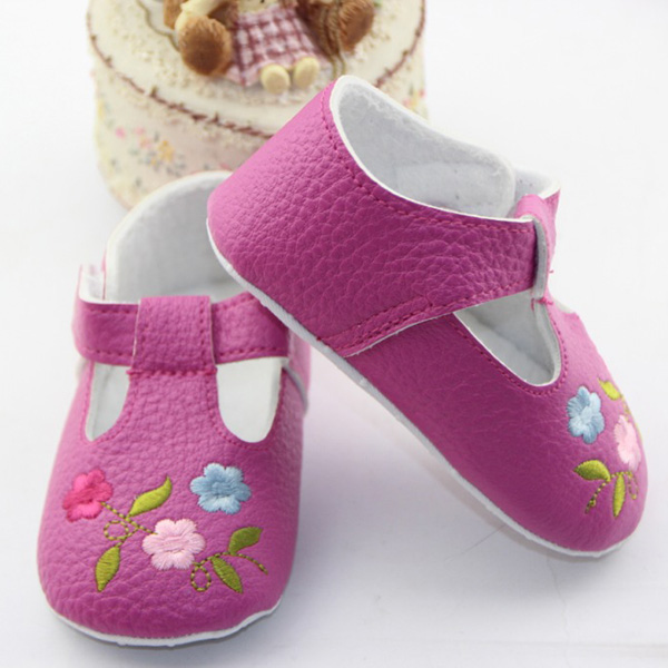 First walkerborn baby shoes sapato bebe pink princess children girls shoesborn brand kids infa(China (Mainland))