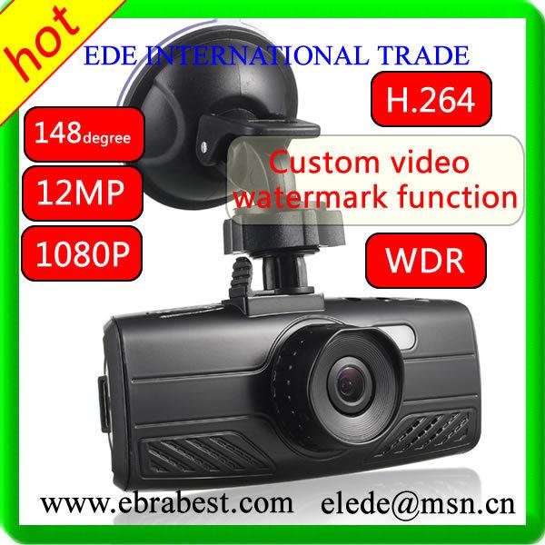 Фотография New Arrival High Quality car video recorder FullHD 1080P Car Recorder DVR Camera Black Box Video 1080P H.264 car camera