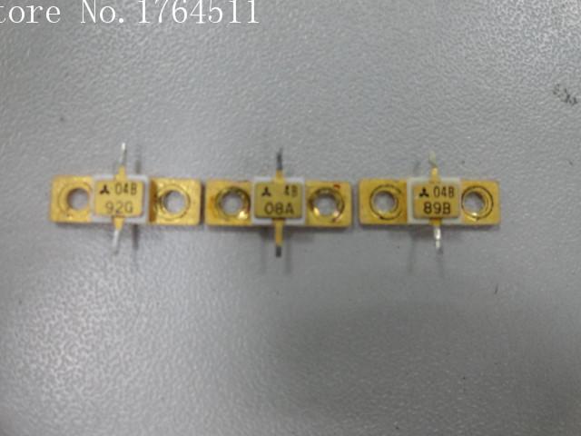 [BELLA] MITSUBISHI MGF0904B 04B 4A 4B RF microwave power high frequency tube --2PCS/LOT(China (Mainland))