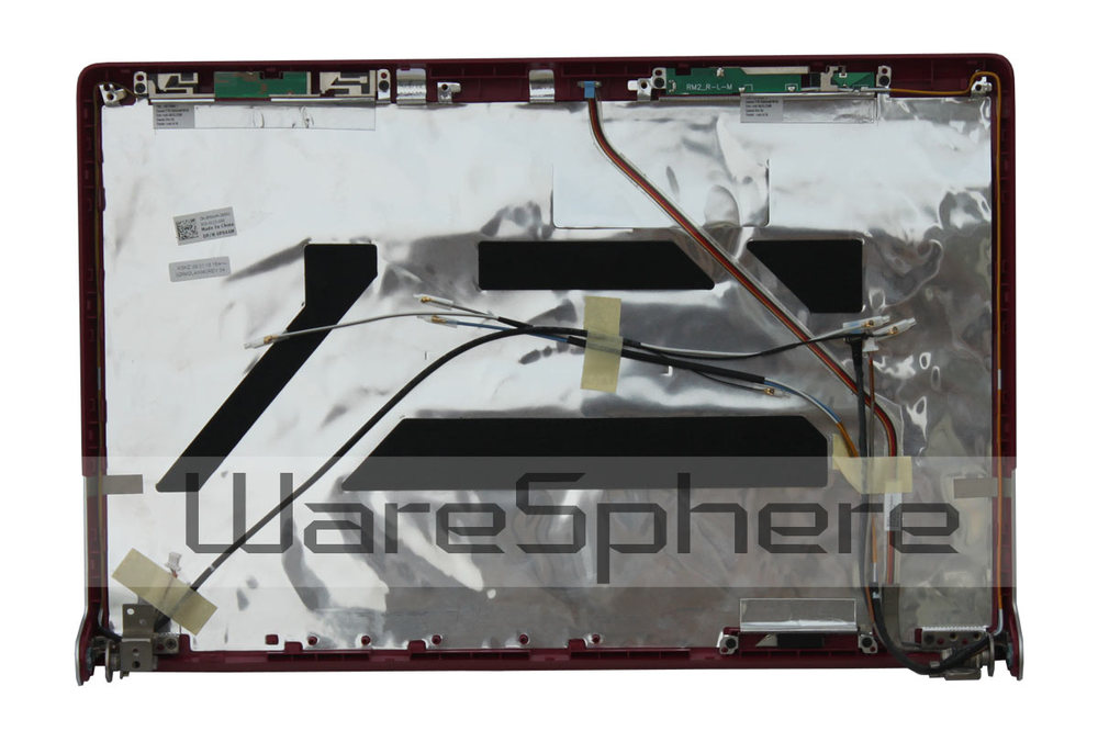 LCD Back Cover Assembly for DELL XPS 1640 Red P944M(China (Mainland))