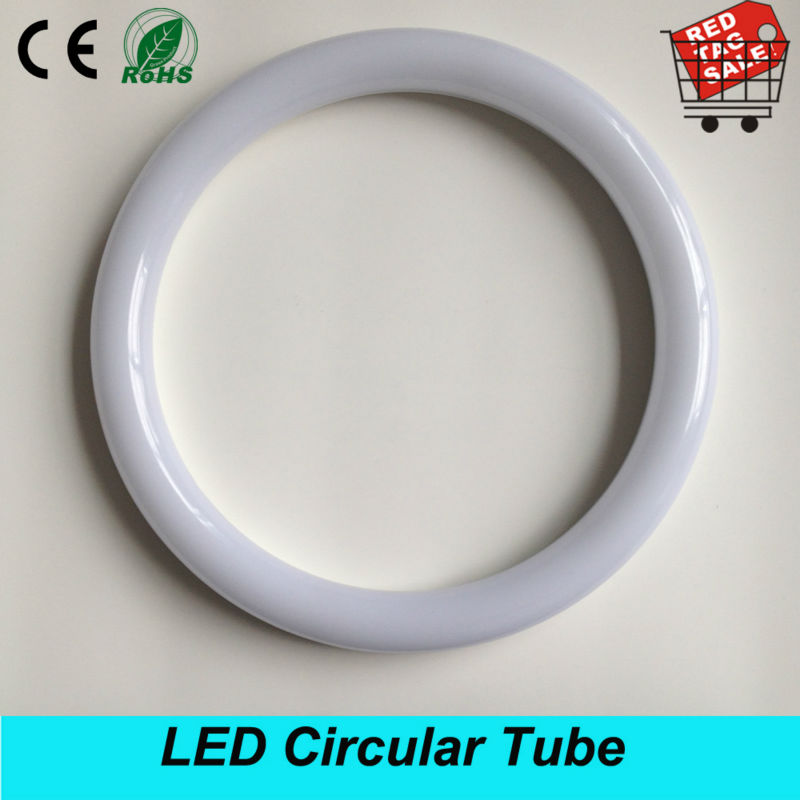 AC220V Cool white Pure White Warm White T9 led circular tube buying online in China(China (Mainland))