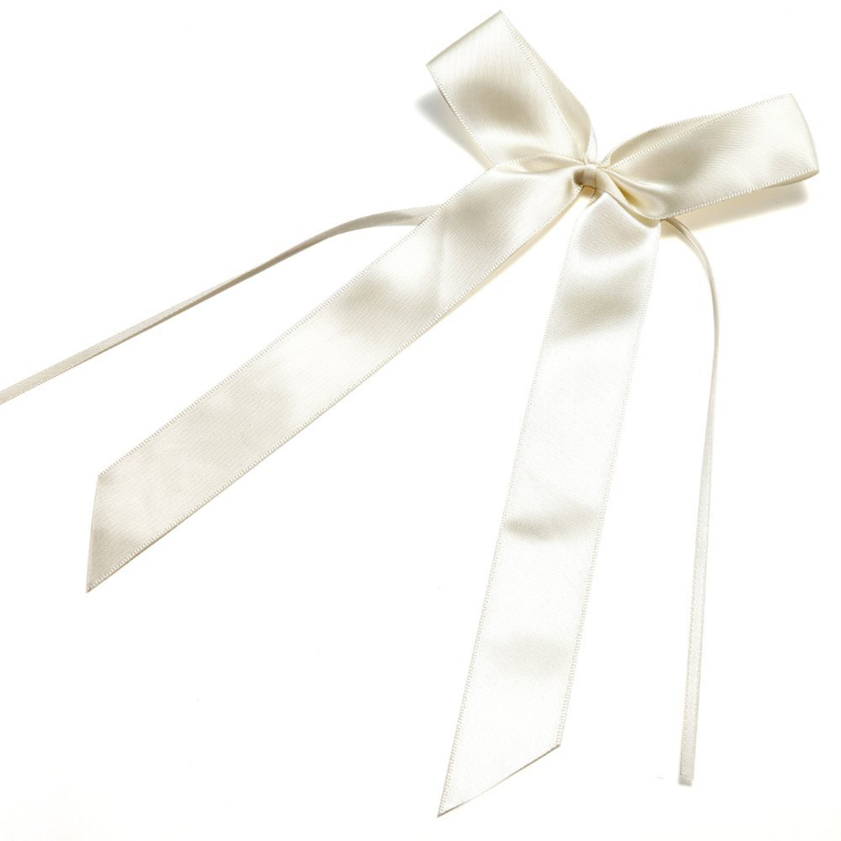 25pcs Wedding Party Chair Cover Decorations Sheer Organza Sashes Bow Tie Ribbon Supplies Banquet Bowknots Multicolors
