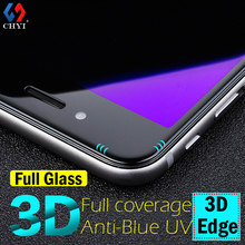 For iphone 6 tempered glass iphone 6 screen protector for iphone6s 3D Luxury anti-blue ray glass film iphone6 4.7″ screen cover