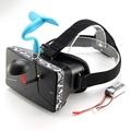 High Quality 5 8G 32CH FPV Glasses Goggle 4 3 Inch Field Monitor w 32CH AV