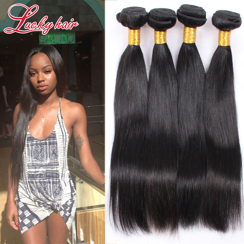 Malaysian Straight Hair 4 Bundles Straight Human Hair Beauty Forever Hair Malaysian Virgin Hair Shipping Fee Or Customer Fee