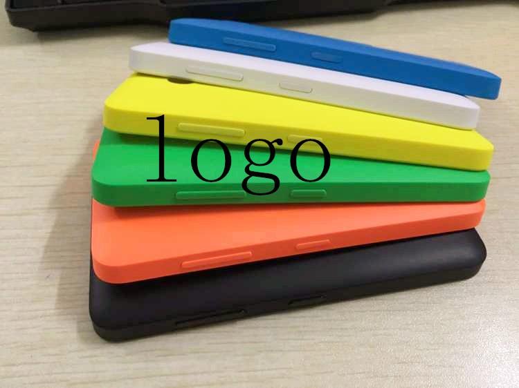100% Genuine Mobile Phone Housing for Nokia lumia 630 Battery Cover + Side Key for Nokia lumia 635 630 Original Back Cover Case(China (Mainland))