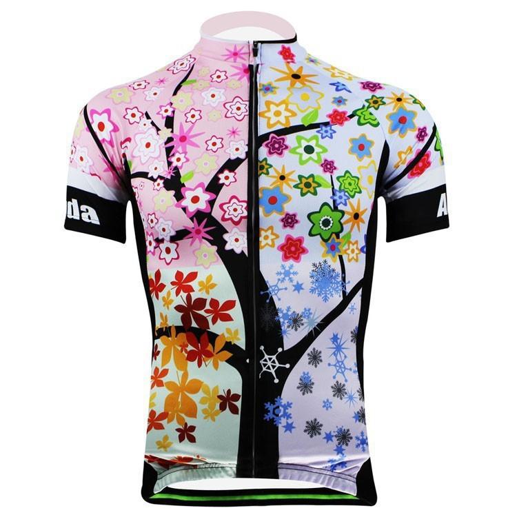 free shipping 2015 NEW women top quality  Sportwear Cycling Bike Short Sleeve Shirt Clothing Bicycle Jersey Top S-3XL <br><br>Aliexpress