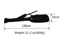 Z&J SPORT High Quality Black Paddle Bag for Dragon Boat Paddle(China (Mainland))