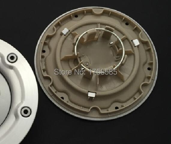 4pcs/lot 146mm Car Wheel Center Cap Car Emblem Car Badge for audi TT old 6 hole hubcaps,8N0601165A(China (Mainland))