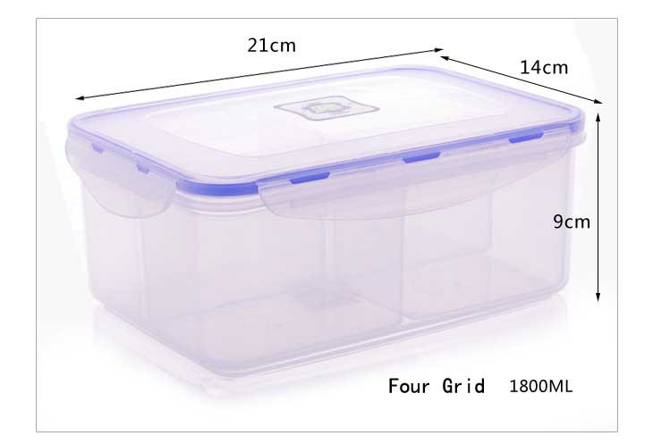 box vase picture more detailed picture about clear food storage container vacuum glass bento. Black Bedroom Furniture Sets. Home Design Ideas