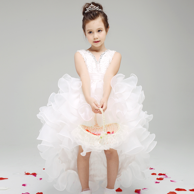 Buy white baby girl wedding dress for Wedding dresses for baby girls