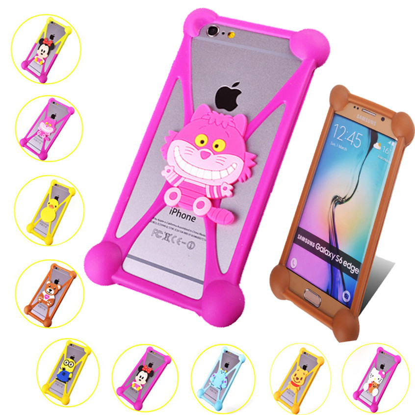 Luxury 3D silicone Animal Case for LG G4 Beat/G4c/G Stylo/ AKA silicone cases for LG G4/ G4 Stylus/Magna/H502F/Spirit back cover(China (Mainland))