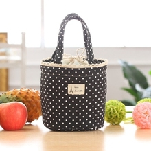 2015 New &Hot, Thermal Insulated Lunch Box Cooler Bag Bento Pouch Lunch Container for Food Factory Price 5 Candy Colors(China (Mainland))