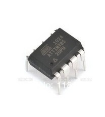 Free shipping 10pcs/lot ATTINY85-20PU ATTINY85 DIP8 ATMEL 8-bit Microcontroller MCU IC New ORIGINAL(China (Mainland))