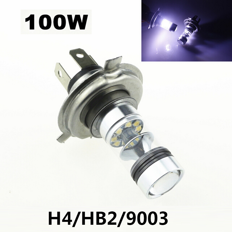 H4 Car Bulb Picture More Detailed Picture About 1pc 100w
