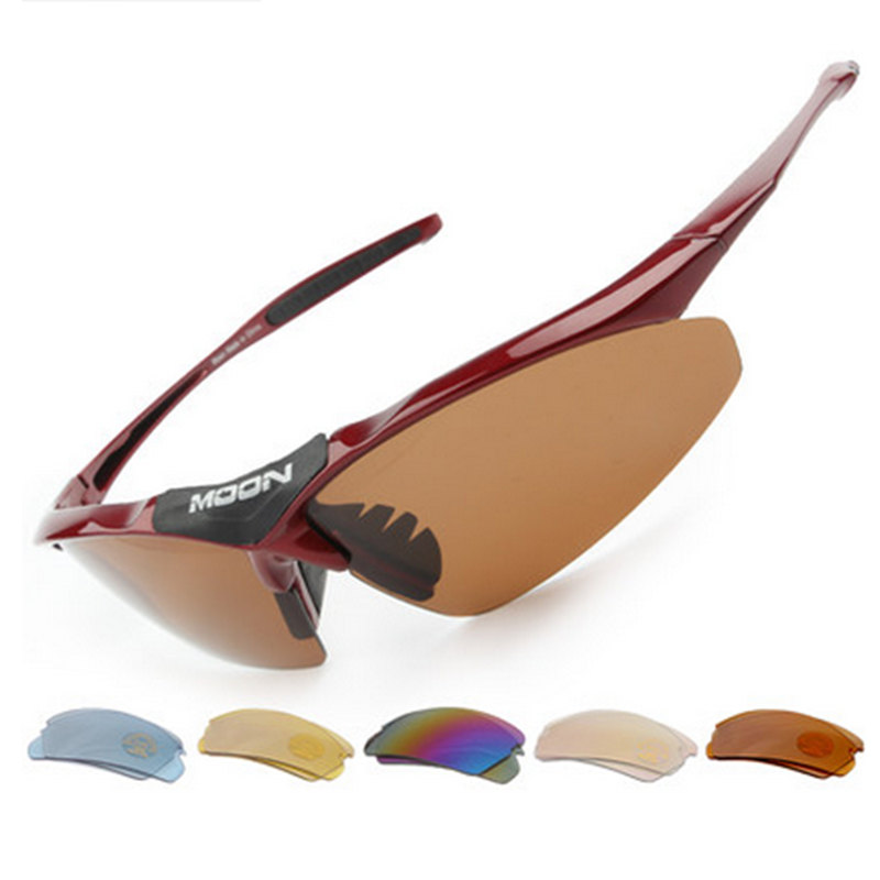 Cycling Sunglasses Outdoor Sports Cycling Eyewear Glasses Mountain Bike Bicycle Polarized Glasses Goggles UV400 gafas ciclismo