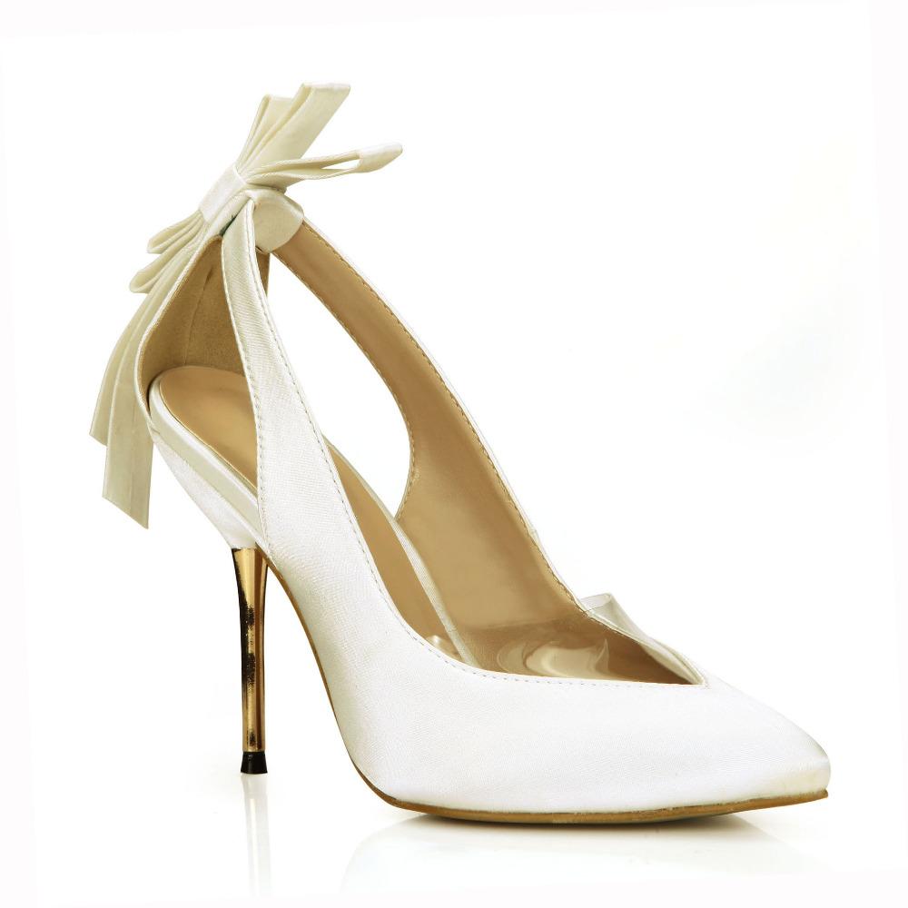 White Sexy Heels