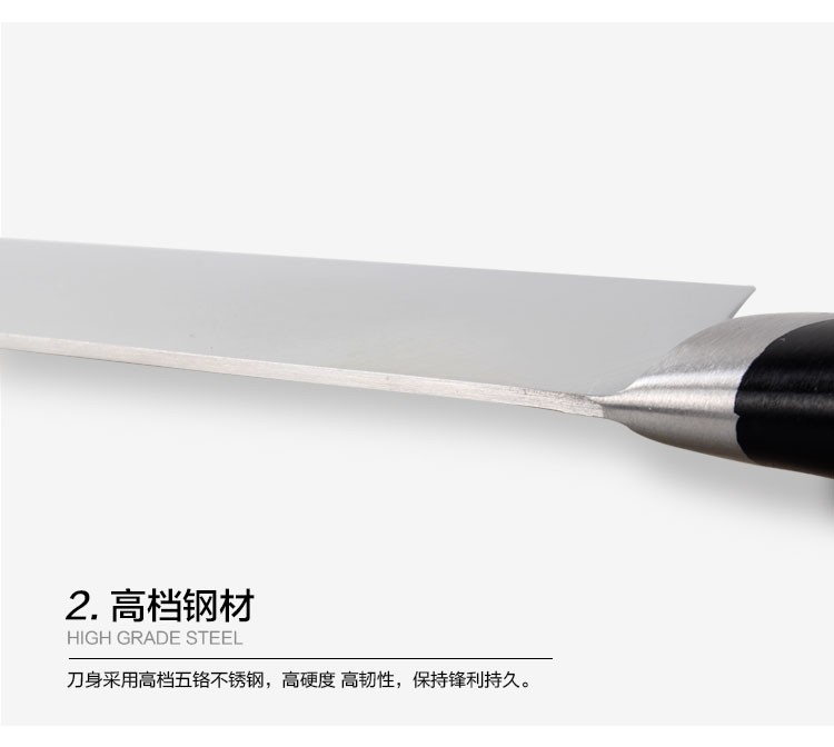 Buy Free Shipping SBZ Kitchen Multifunctional Chef Knife Meat Vegetable Fruit Knife Household Cooking Sushi Fish Knives Cleaver cheap