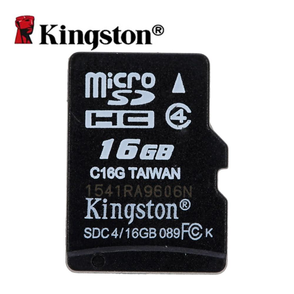 Kingston 8GB 16GB Tarjeta Micro SD Card Class 4 Memory Card Micro SD TF Card 8 GB 16 GB Microsd Carte SD for Dgital Device(China (Mainland))