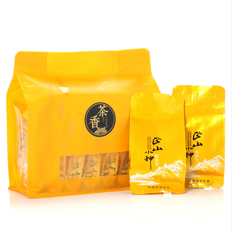 Гаджет  Chinese lapsang souchong black tea china black tea natural organic tea 90g+Protect stomach Diuretic and lowering blood pressure None Еда