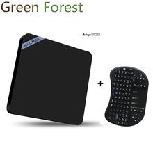 Mini M8S S905X II 2G 8G Amlogic Quad Core Android 6.0 TV Box WIFI Bluetooth 4.0 Penta Núcleo