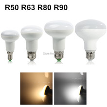 Free Shipping 7W/10W/14W/15W E27/E14 R50 R63 R80 R90 Umbrella LED Bulb Cool White/Warm White AC85~265V dimmable SpotLight Lamp(China (Mainland))