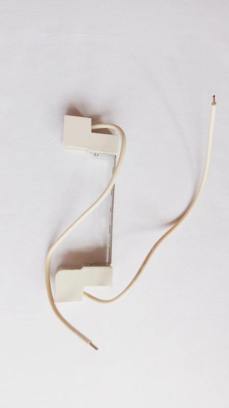 70w 150W R7S BASE SOCKET DIY PART LIGHTING METAL HALIDE lighting, R7S R7X Ceramics made(China (Mainland))