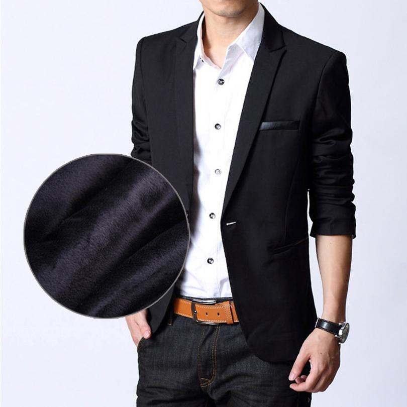 Veste blazer homme velours noir