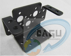 Multifunctional steering gear mount fitted rack pan and tilt mount mechanical robot arm machinery(China (Mainland))