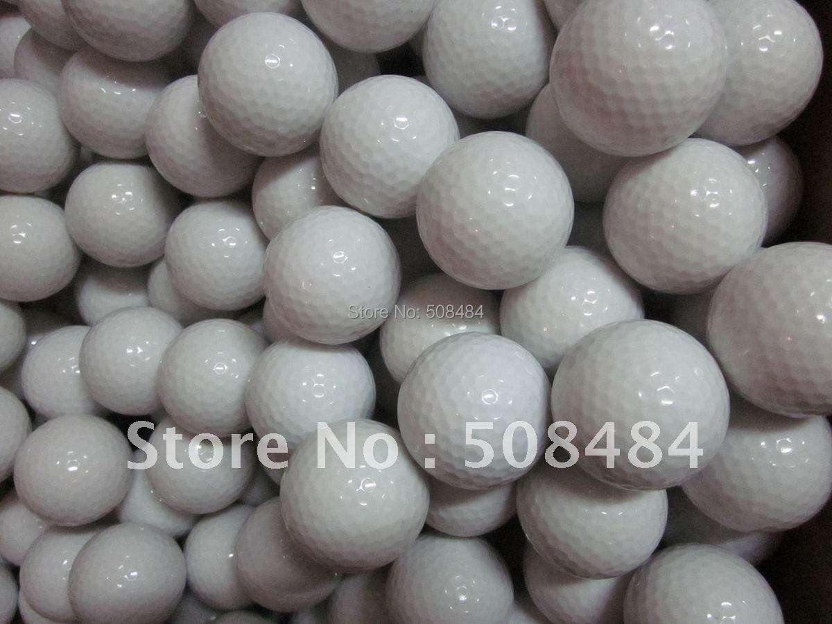 500pcs/lot free shipping glow golf ball glow in the dark golf ball luminous golf ball light up golf ball for night playing(China (Mainland))