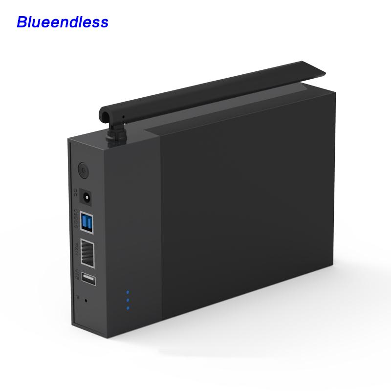 "3.5"" repetidor wifi usb 3.0 hdd enclosure n antenna wifi tool free external hard drive case usb 3.0 2.5 HDD SSD Case Mr35TWF(China (Mainland))"