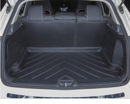 Top quality! Special trunk mats Mercedes Benz GLA 2016 durable waterproof boot carpets MB GLA 2015,Free