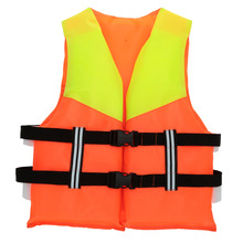 New Professional Swimwear  Safety Vest Life Jacket for Child Kids Swimming Boating Drifting Life Vest Survival Suit(China (Mainland))