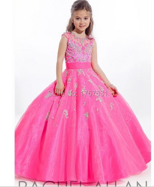 Girl dress size 18
