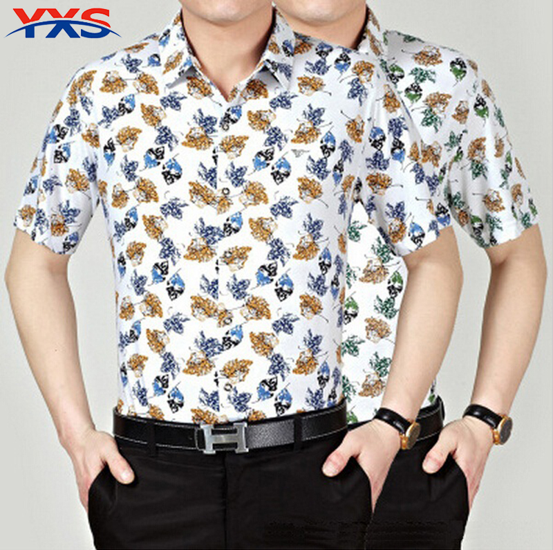YXS378 4XL Camisa Masculina  цена
