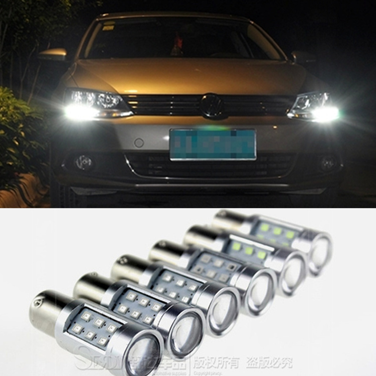 LED DRL Driving Daytime Running Day Fog Lamp Light For VW Sagitar Jetta MK6(China (Mainland))
