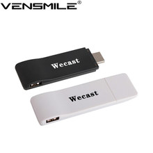Vensmile New Mirroring Screen 1080P HD Video TV Stick For Iphone5/5S/6 Best Wi-Fi Display Airplay,DLNA Mini PC Receiver For IOS(China (Mainland))